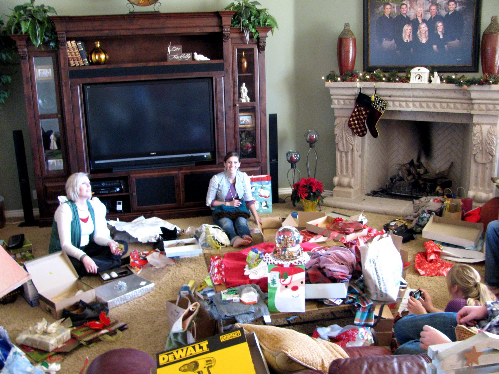the francom's: Christmas in Arizona!