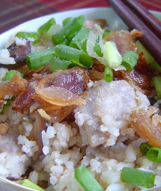 Yam Rice aka Wu Tau Farn