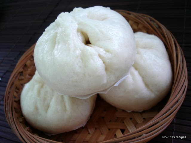 steamed buns closeup chicken buns recipe chinese steamed buns recipes ...