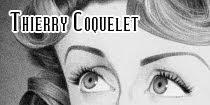 Thierry Coquelet, un maître de la caricature au stylo bille (pilote fine) et de la sensibilité et de la formule littéraire