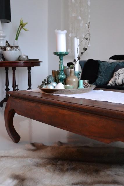 avstand mellom sofa og bord