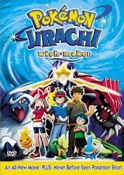 Baixe imagem de Pokémon 6: Jirachi   Realizador de Desejos (Dublado) sem Torrent