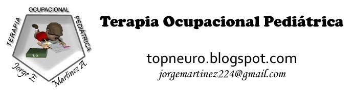 TERAPIA OCUPACIONAL PEDIÁTRICA
