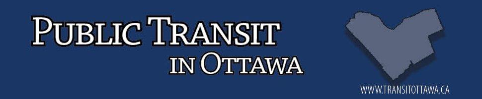 Public Transit in Ottawa