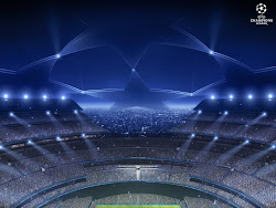 Estadio futurista Champions League