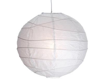 Hace vos mismo una lampara china taringa for Lampara globo ikea