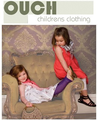 Australian Designer Baby Clothes: OUCH children's clothes
