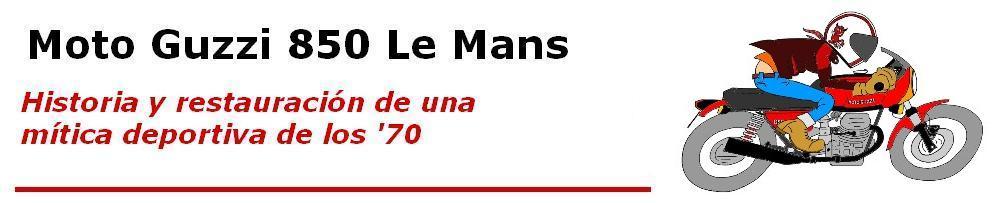 Moto Guzzi 850 LeMans