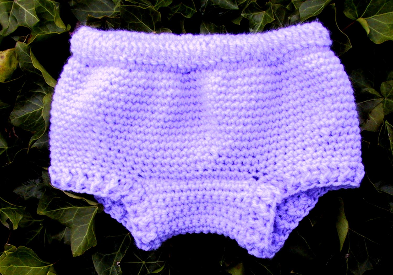 Free Crochet Pattern For Baby Diaper Soaker : CROCHET PATTERN DIAPER COVER - Crochet Club