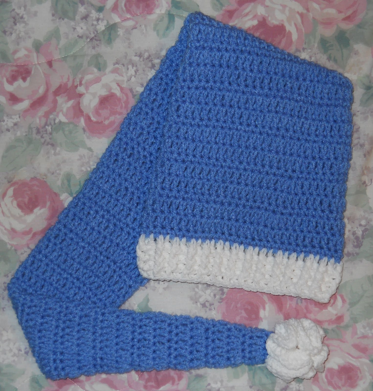 Crochet Pattern Stocking Hat : Suzies Stuff: GREAT LENGTHS STOCKING CAP