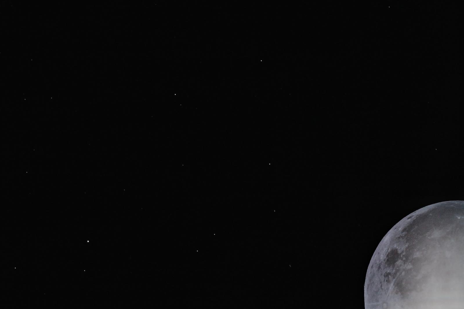 Pr xima sur luna for Proxima luna creciente
