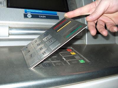 Фальшивые банкоматы скимминг мошенничество