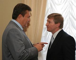 Донбасс-Арена, Ахметов, Янукович, президент, история