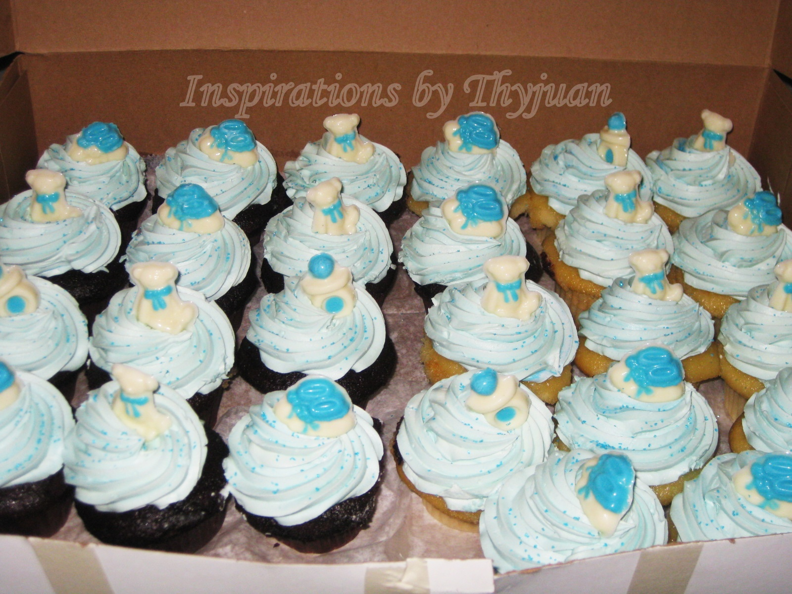 baby shower cupcakes decorating ideas hubpages 2015 personal blog