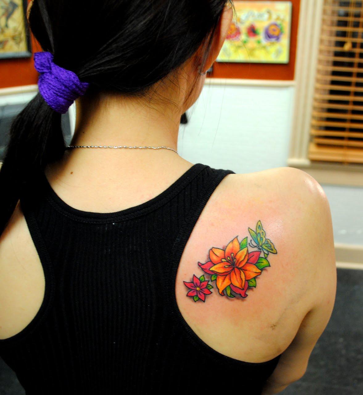 Galleria Blog Back Tattoos