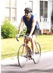 Lake Lenape Sprint Tri (July 2009)