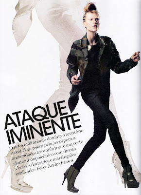Vogue Brasil - Abril 2010