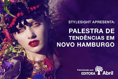 PALESTRA DE TENDÊNCIAS PARA O OUTONO/INVERNO 2011