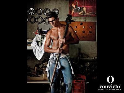 Moda masculina - Convicto Jeans
