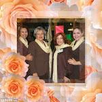 FOTOS MINISTERIOS FEMENILES 2008/09