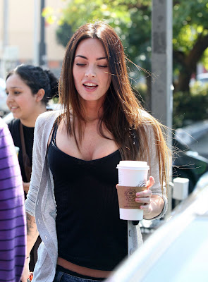 Super Hot Baby:Megan Fox Hand Tattoos