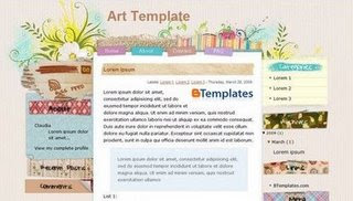 3 Column - Art Templates