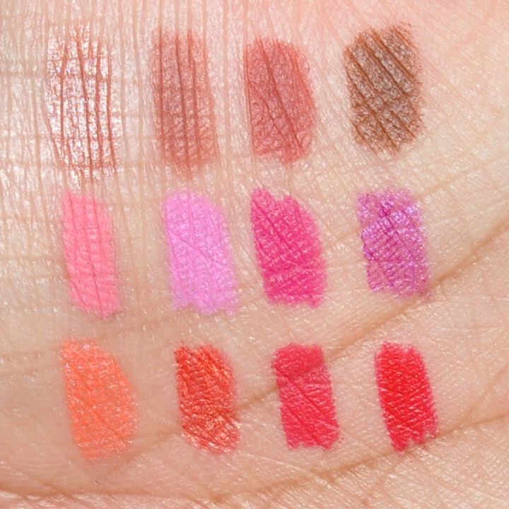 Bug's Beauty Blog: Lip liner love with NYX