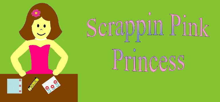 Scrappin Pink Princess