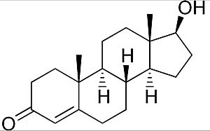 Exame de testosterona total