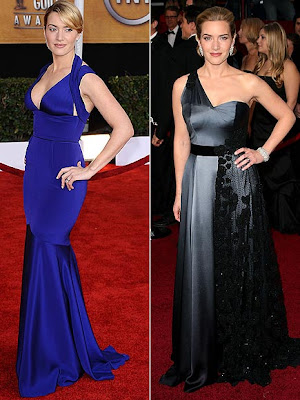 Kate Winslet is People magazine's best dressed images