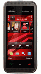 New Nokia 5530 illuvial Phone