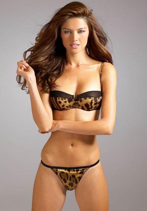 World models swimsuit lingerie