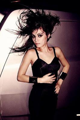 Mila Kunis Photo Shoot for BlackBook Magazine hot image