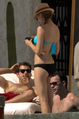Diane Kruger Bikini Photo in Mexico photos