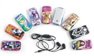 Disney Mix Stick 1GB MP3 Player Review