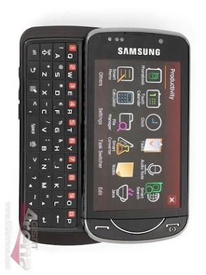 Samsung B7610 Pro photo