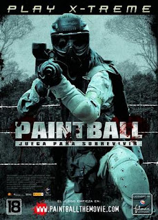Filme Poster Paintball DVDRip XviD Tri Áudio