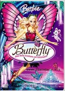 Filme Barbie Butterfly : A Nova Aventura Em Fairytopia   Dublado