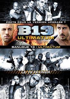 Baixar Filme - B 13º Ultimatum DVDRip XViD Dual Áudio