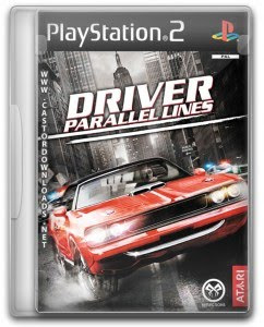 Download PS2: Driver   Parallel Lines (NTSC)