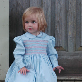 Girls Hand Smocked dresses and clothes Find a smocked or