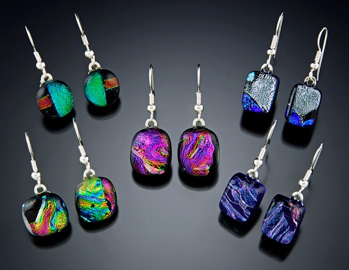 Fused Glass Jewellery Making