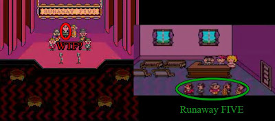 earthbound runaway five - photo #17