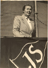 Alicia Moreau de Justo.