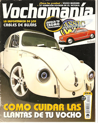 Revista Vochomania