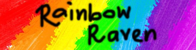 Rainbow Raven BlogShop