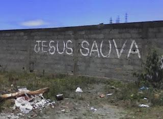 Jesus sauva