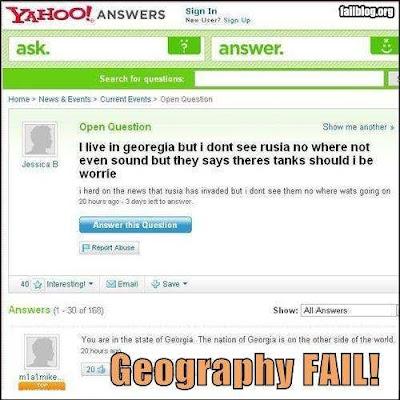 onde fica a georgia?