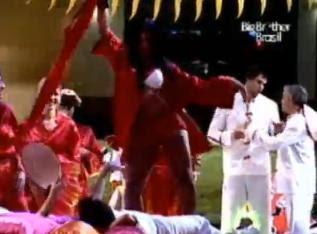 BB9 - Priscila dançando para Emanuel