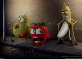 Banana safadinha